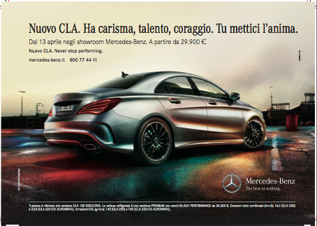 MercedesCLA