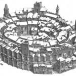 Anfiteatro_Prima_della_demolizione_XIX_sec_Anfiteatro_Arles_0_Francia_A_Mo_F_Arles2