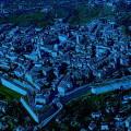 01 Bergamo Alta tar le mura venete
