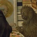 San-Girolamo-che-toglie-la-spina-al-leone-Parigi-Louvre-Sano-di-Pietro